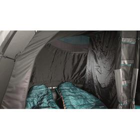 Easy Camp Palmdale 400 Telt grå/petroleumsgrøn
